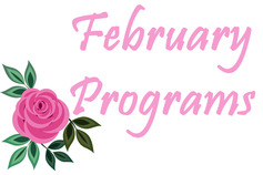 Febraury Programs 2