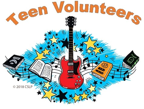 teen volunteers clip art